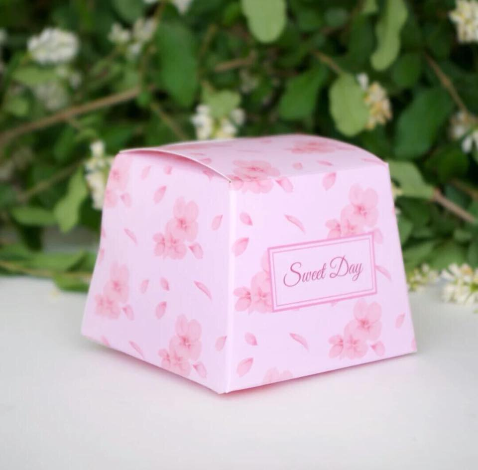 Sweet Day Favor Box - Unique Wedding Favors & Door Gifts with Wide ...